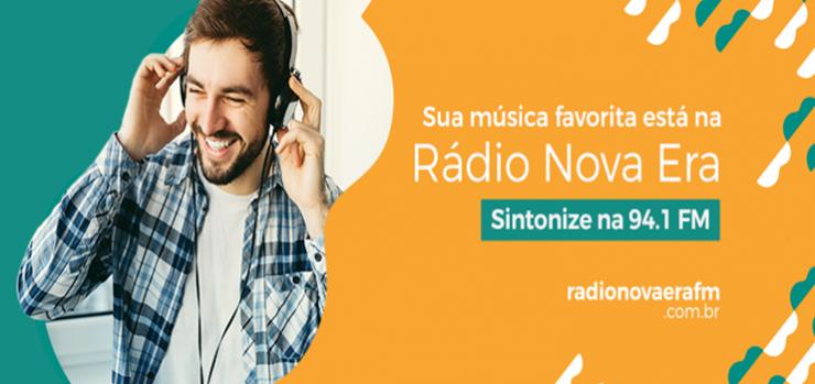 Rádio Nova Era - Banner 1