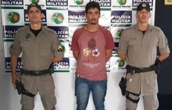 Traficante é preso em Mara Rosa