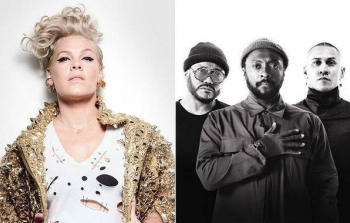 Pink e Black Eyed Peas estarão no Rock in Rio 2019